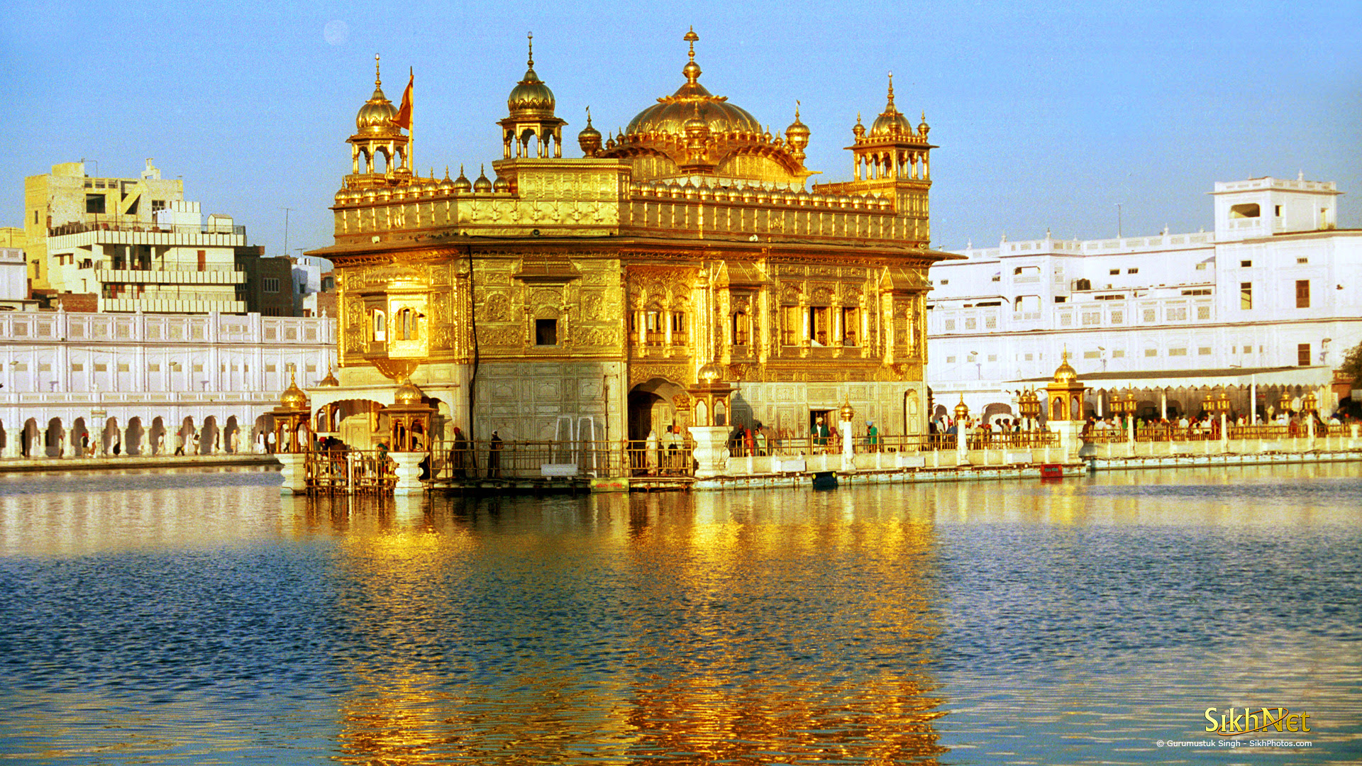 15 amazing golden temple images amritsar show my trips - Golden temple images hd download ...